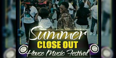 SMB NJ & NY OUTDOOR DANCE XPERIENCE SUMMER CLOSE OUT HOUSE MUSIC WEEKENDER
