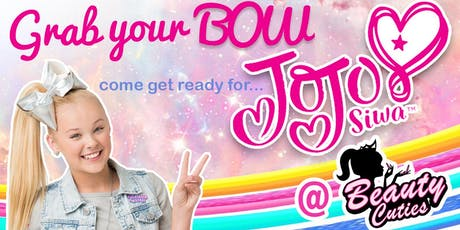 Image Beauty Cuties Presents Our JoJo Siwa Pre-Show Makeover! tickets