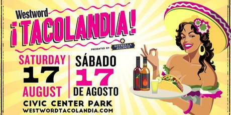 Westword Tacolandia tickets