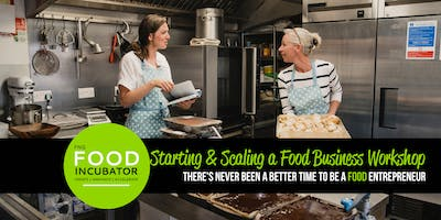 Starting & Scaling a Food Business Workshop