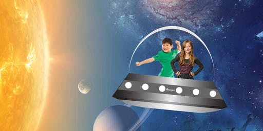 Young Space Voyagers: Holographic AR Space Exploration at Palo Alto