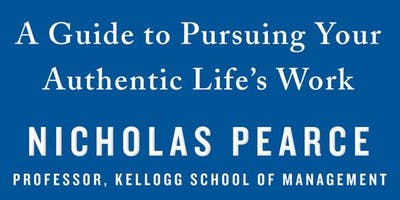"Fireside Chat with Professor Nicholas Pearce, author ""The Purpose Path"""