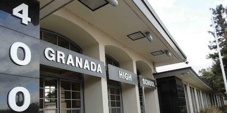 Granada High School: The 10 Year Reunion tickets