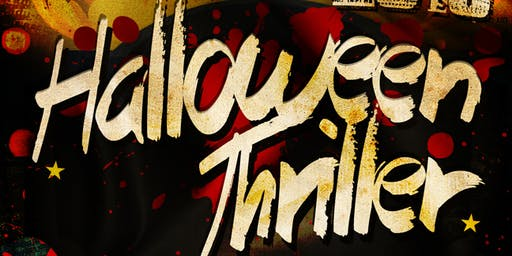 5th Annual Halloween Thriller at Hard Rock Boston (Faneuil Hall)