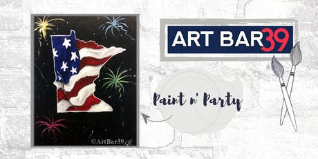 Paint & Sip | ART BAR 39 | Public Event | MN Celebrate tickets