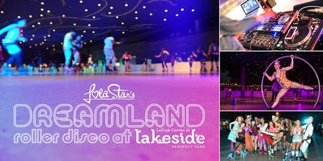 Pop Divas of the 80s vs the 90s at Dreamland Roller Disco at Lakeside Brooklyn tickets