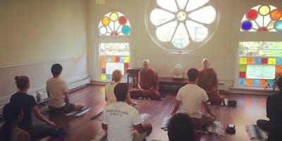 Thursday Meditation in the East Village