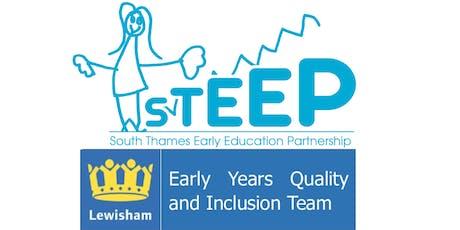 Lewisham Nursery Managers Network - SOUTH tickets