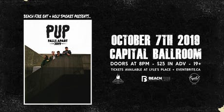 PUP tickets