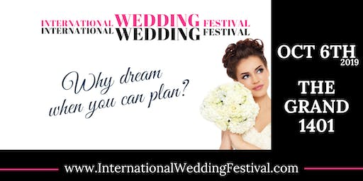 International Wedding Festival ~ Fresno's Favorite Bridal Show
