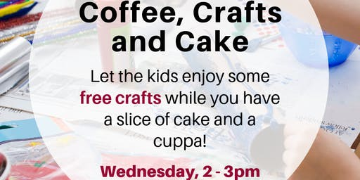 Coffee, Crafts and Cake
