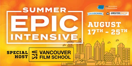 Summer 2019 EPIC: Intensive! Vancouver, BC Canada tickets