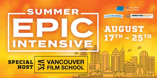 Summer 2019 EPIC: Intensive! Vancouver, BC Canada