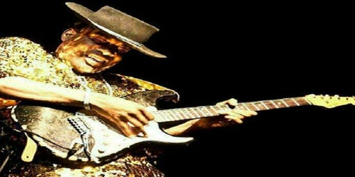 "Carvin Jones Band at Buffalo Iron Works - ""The Ultimate Guitar Experience of the Year!"""