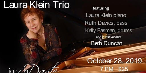Laura Klein Trio - Women Jazz Composers