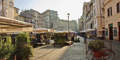 Farm-to-KITCHEN Cooking Class: Summer in Rome