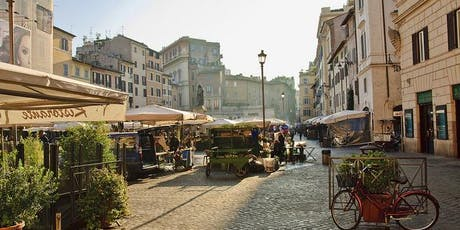 Farm-to-KITCHEN Cooking Class: Summer in Rome tickets