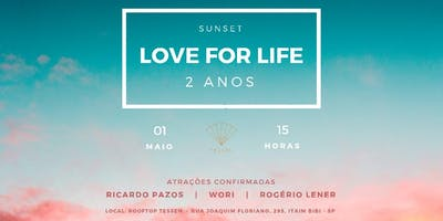 Sunset Love for Life - 2 anos