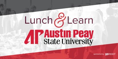 Austin Peay State University + GoReact Lunch and Learn
