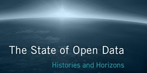 State of Open Data Book Launch