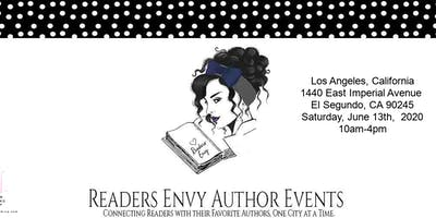 Readers Envy Book Events: Los Angeles Book Signing