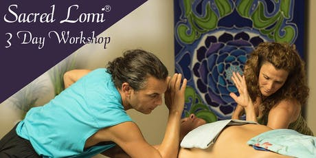 Sacred Lomi® 3 Day LomiLomi Workshop • Tampa 2019 tickets