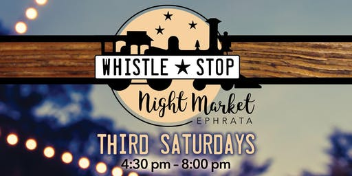 Whistle Stop Night Market - Food Vendors