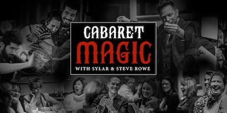 Cabaret Magic Show  tickets