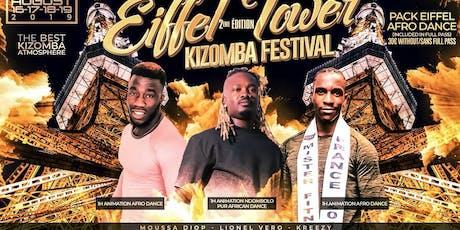 AFRO DANCE EIFFEL TOWER KIZOMBA FESTIVAL  billets