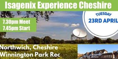 Isagenix Experience Cheshire