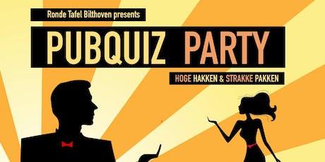 Bilthoven Pubquiz & Party tickets