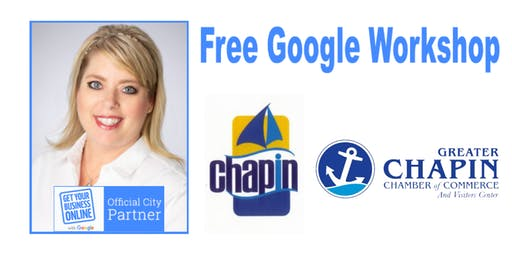 "Free Google Workshop - Livestream ""SMALL BUSINESS SUMMER SCHOOL LIVESTREAM"""