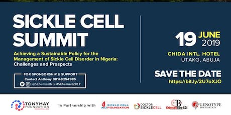 Sickle Cell Summit 2019 tickets