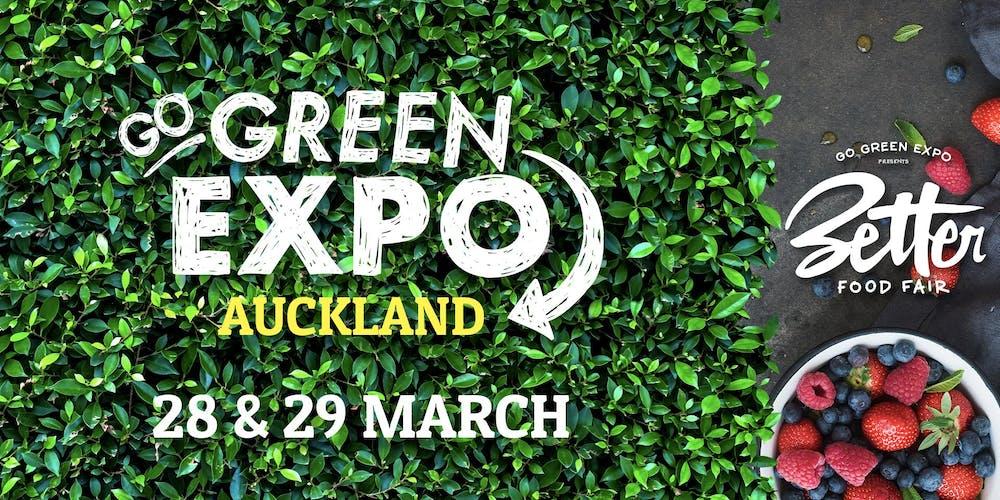 Auckland Go Green Expo & Better Food Fair 2020 Tickets, Sat