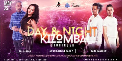 Day & Night Kizomba Groningen