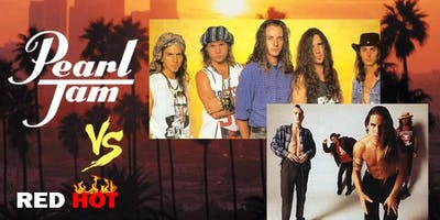 Pearl Jam vs. Red Hot Chili Peppers: Live Band Tribute @ Fitz's Spare Keys