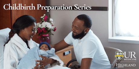 Childbirth Preparation Series, Tuesdays 7/9/19 - 7/30/19 tickets