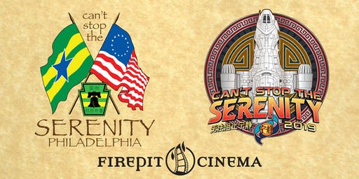 Can't Stop The Serenity Philadelphia Charity Screening 2019
