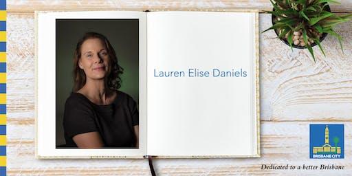 Meet Lauren Elise Daniels - Mitchelton Library