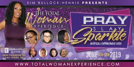 Total Woman Experience 2019 tickets