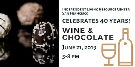 ILRCSF's 40th Anniversary Celebration tickets