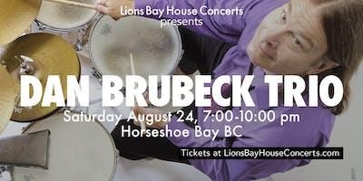 Dan Brubeck Trio  HORSESHOE BAY
