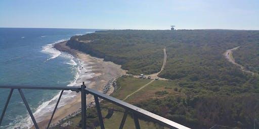 Montauk Lighthouse Walk (15 mile loop walk)