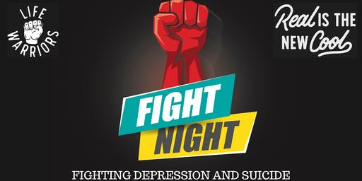 Life Warriors Australia Charity Fight Night 2019