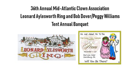 36th Mid Atlantic Clown Association Convention tickets