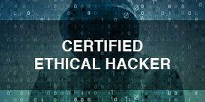 Certified Ethical Hacker (CEH) Certification Training, includes Exam