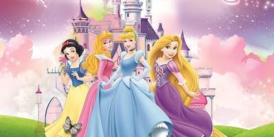 """Desconto por apenas R$ 21,90! Espetáculo """"As Princesas do Castelo Encantado"""" no Teatro Bibi Ferreira"""