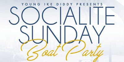 Socialite Sunday: The 2nd Annual Memorial Day Weekend Boat Party