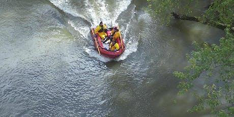 Rescue Watercraft Operator tickets