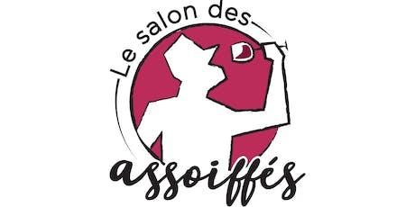Salon des Assoiffés tickets